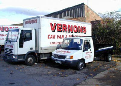Vehicle signage & livery