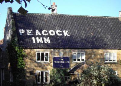 Restaurant, Pub and Hotel signage